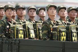 North Korea Us Assessing U0027military Options U0027 As North Korea Test Looms