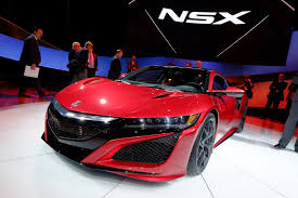 Acura Sports Car Price New Gen Acura Nsx Will Blow Your Mind Priced From Around 155 000