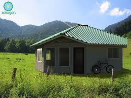 Tinyhouseblog by Solargon 30 U0027 Model 699 Square Foot Octagon Walls And Roof Are