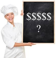 chef de cuisine salary bringing home a salary as a chef