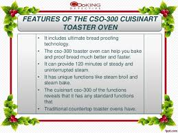 Cuisinart Toaster Ovens Reviews Cuisinart Cso 300 Toaster Oven Review