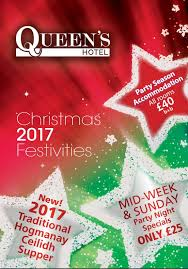 Christmas Party Night - dundee accommodation queens hotel dundee hotel accommodation in