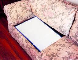 sagging sofa cushion support seat saver amazon com love seat support seat saver 20 x 44 by jumbl