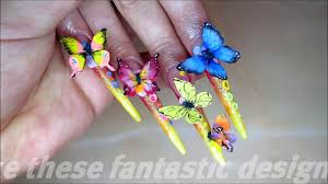 nail art non stop 1 hour of nail paint designs easy to do for cute
