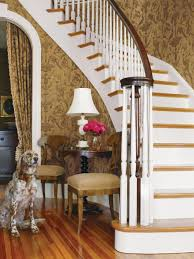 how to decorate a foyer in a home diy fall decorating ideas from instagram hgtv u0027s decorating