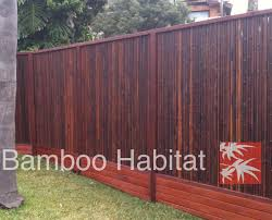 bamboo fencing gorg outdoor living pinterest bamboo fence