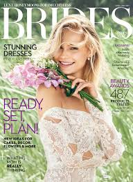 brides magazine free brides magazine subscription