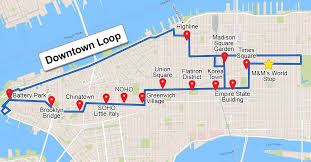 tour new york city downtown and uptown day pass adrenaline