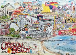 238 best crystal beach amusement park images on pinterest