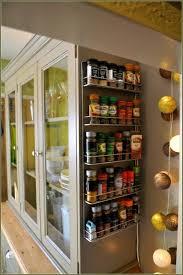 Kitchen Cabinet Rack Travertine Countertops Kitchen Cabinet Spice Rack Lighting