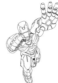 avengers iron man coloring pages coloring kids kids