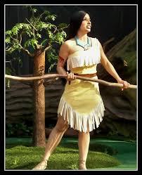 Pocahontas Costume Disney Pocahontas Costume Fancy Dress Pocahontas Necklace Hand