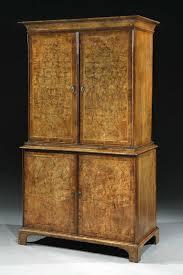 Walnut Cabinet A George I Walnut Cabinet Richard Courtney Ltd 18th Century