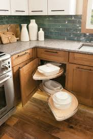 Kitchen Cabinet Blind Corner Solutions 44 Best Lemans Corner Images On Pinterest Kitchen Cabinets
