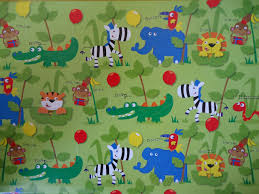 boys gift wrapping paper 2 sheets childrens baby