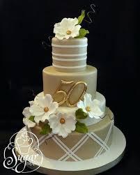 50th wedding cake decorations anniversary cakes anniversary cake