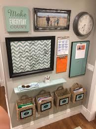 Kitchen Wall Organization Ideas 15 Family Command Centers Family Command Center Center Ideas