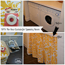 Homemade Curtains Without Sewing Diy No Sew Curtains Home Design Ideas And Pictures