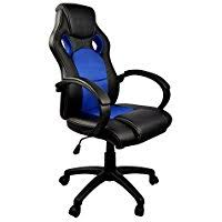 Blue Computer Chair Office Chairs And Computer Chairs Amazon Uk