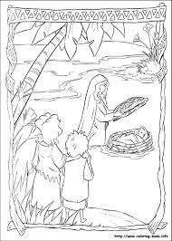 jewish coloring book the prince of egypt coloring pages
