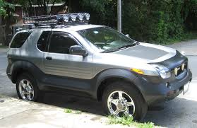 subaru outback carbide gray 2001 isuzu vehicross photos specs news radka car s blog