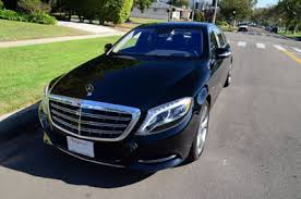 mercedes used s class 2016 used mercedes s class maybach s600 factory warranty