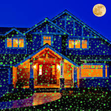 christmas light laser laser christmas lights projectors