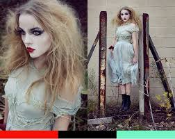Creepy Doll Costume Best 25 Creepy Doll Halloween Ideas On Pinterest