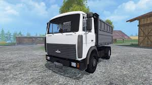 maz car maz a for farming simulator 2015