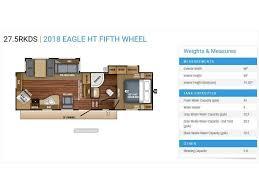 2018 jayco eagle ht 27 5rkds bourbon mo rvtrader com