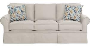 Linen Sleeper Sofa Linen White Sleeper Sofa Transitional Polyester