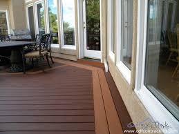 composite decks u0026 covers colorado deck and framing