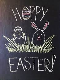 magnetic chalkboard door for easter can i write on the