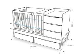 Free Wood Baby Cradle Plans by The 25 Best Convertible Baby Cribs Ideas On Pinterest Baby