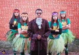 Tmnt Halloween Costumes Ninja Turtles Splinter Group Halloween Costume Photo 3 7
