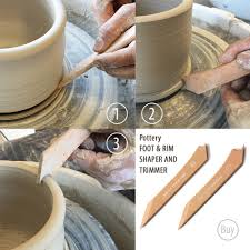this pottery foot u0026 rim shaper and trimmer is a must have