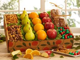 fruit gifts by mail florida honeybells oranges ruby grapefruit citrus fruit