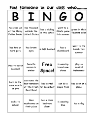 unique get to know you bingo 65 on home design with get to know