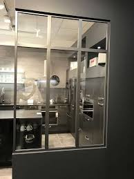 cloison vitree cuisine cloison vitrée lugaz metallerie