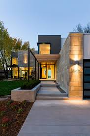 contemporary style contemporary style house designed with nature in mind glass walls