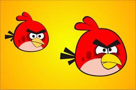 draw red angry bird coreldraw x3 x4 x5 x6 x7
