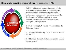travel manager images Corporate travel manager kpi jpg