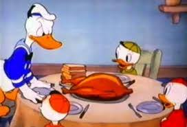 donald duck turkey for thanksgiving 90443200 added by