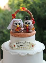 fall wedding cake toppers autumn wedding cake toppers food photos