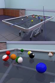 glass pool table picture by ory for pool table 3d contest