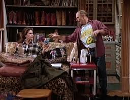 Frasier Thanksgiving Team Up Review Frasier Seat Of Power And Roz In The Doghouse