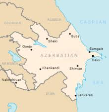 map quiz of russia and the near abroad azerbaijan