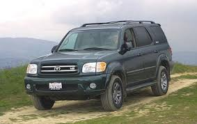toyota sequoia reliability used 2003 toyota sequoia for sale pricing features edmunds