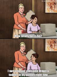 Archer Memes - pam from archer everybody meme guy
