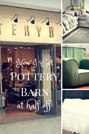 Pottery Barn Similar Furniture Pottery Barn For Half The Price Refunk My Junk